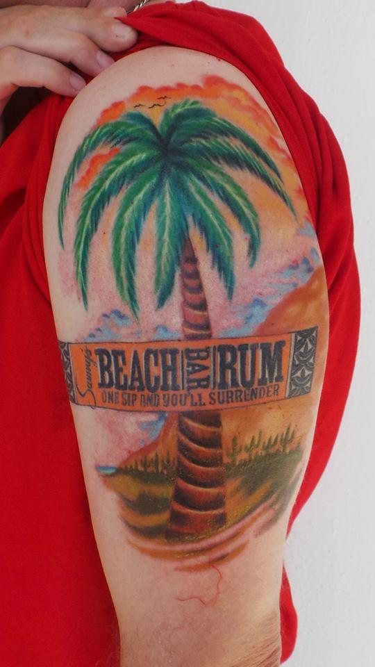 tattoo gallery - Baja Tattoo Baja Tattoo