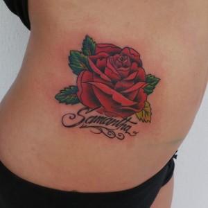 Color Tattoo Baja Tattoos
